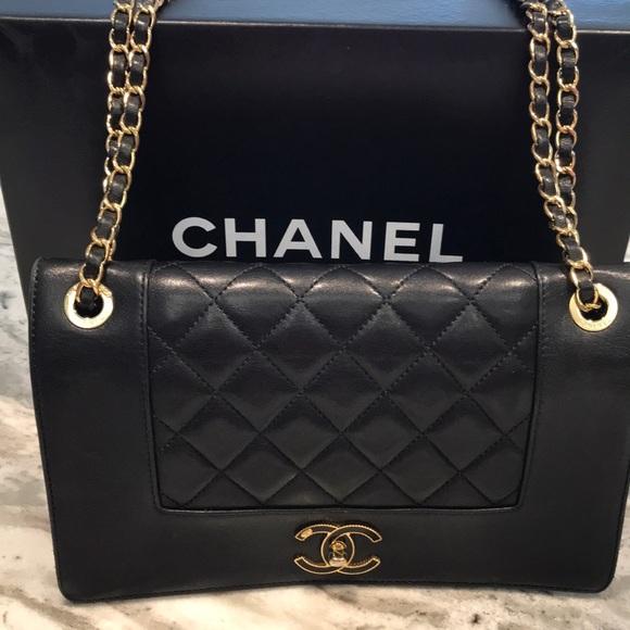 bfb34ea8cf3d CHANEL Bags | Mademoiselle Vintage Flap Vintage Bag | Poshmark